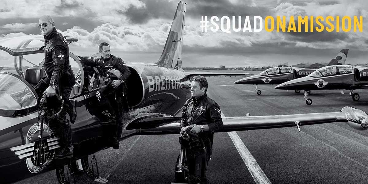Breitling Squad Mission