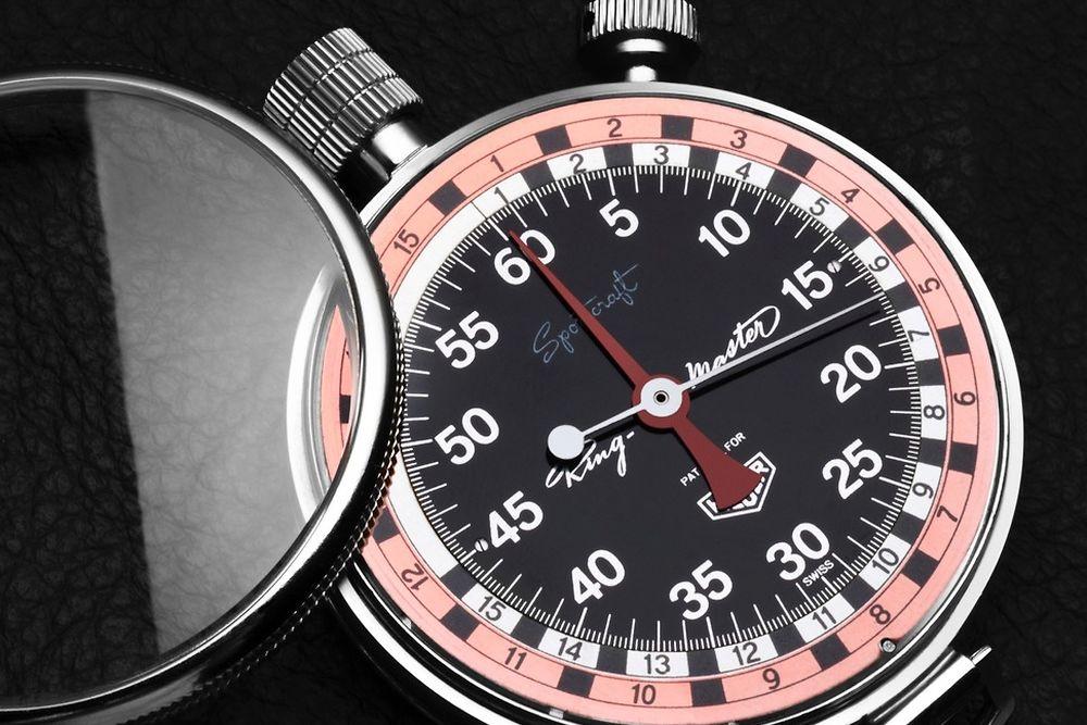 Montre chronographe TAG Heuer Ring Master