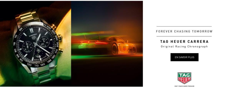 TAG Heuer Carrera X Porsche