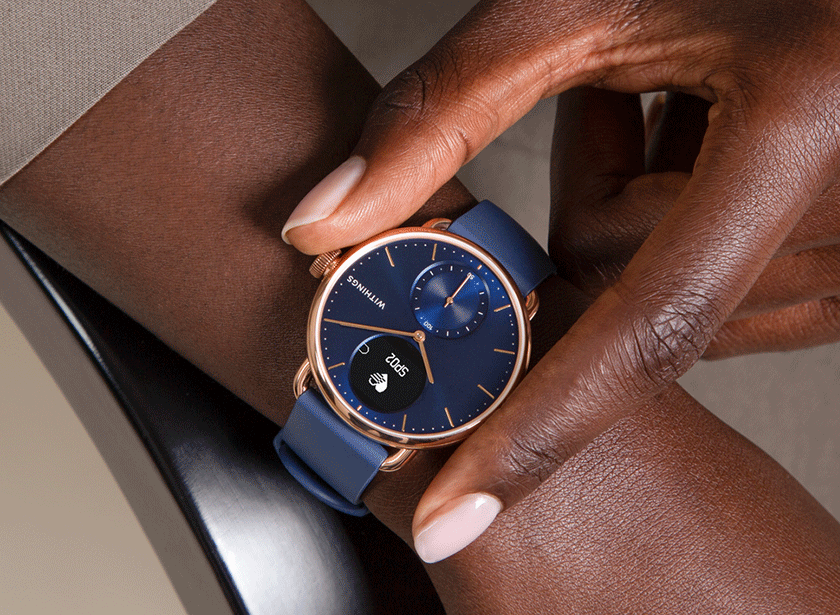 Montres connectées femme Withings