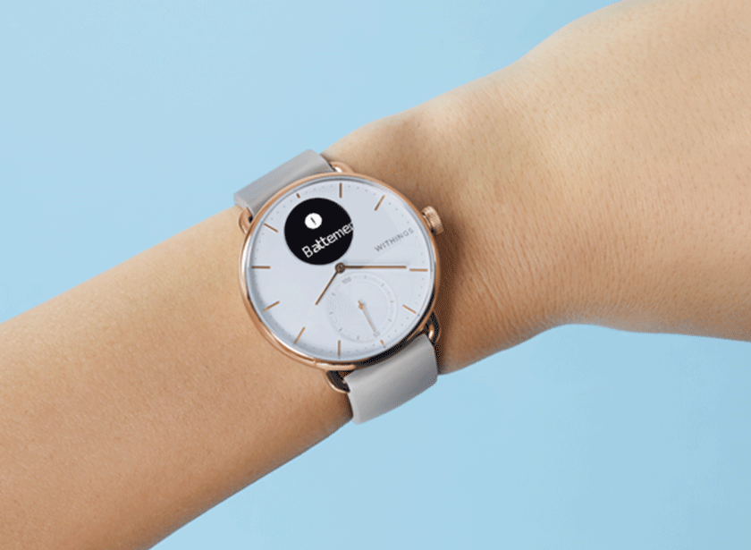 Montres connectées Withings