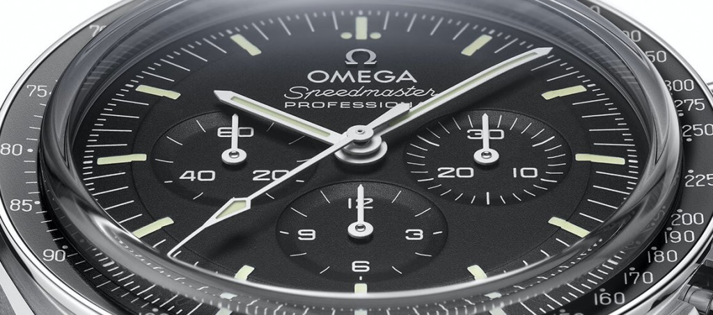 Présentation de la Omega Speedmaster Moonwatch Master Chronometer Calibre 3861