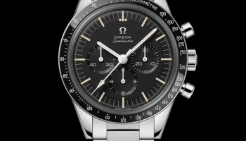 Speedmaster Moonwatch 321, un calibre de légende ressuscité