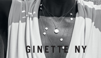 L'agate blanche s'invite dans les collections Ginette NY